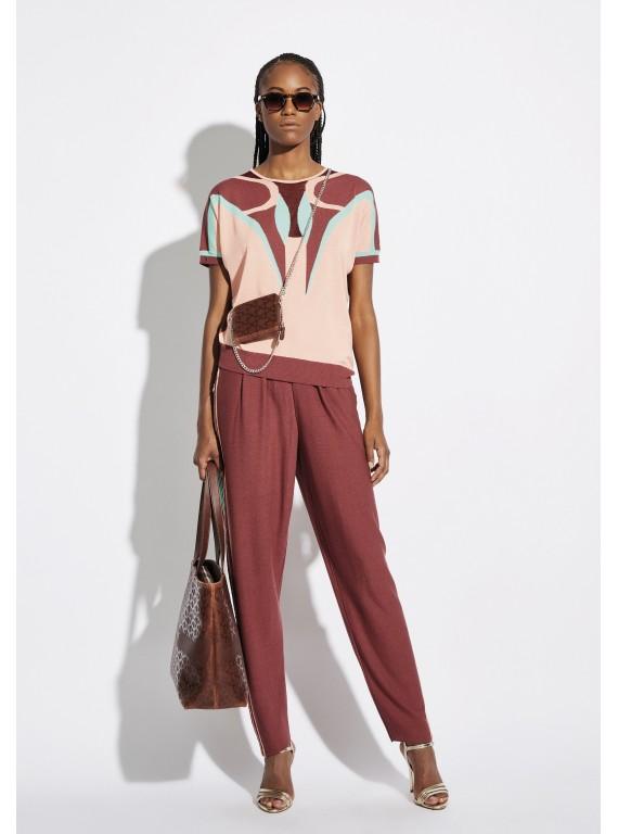 Блуза 03155MA